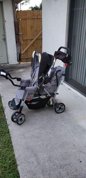 Double stroller for Sale in Wellington, FL