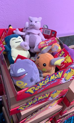 Pokemon 1998 collectibles for Sale in Los Angeles, CA