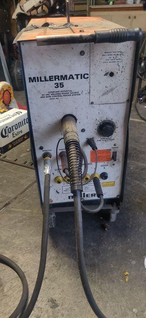Miller mig welder. for Sale in Modesto, CA
