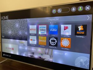 TV LG 60 inches for Sale in HALNDLE BCH, FL