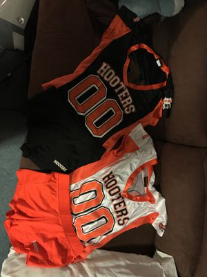 Hooters football Halloween costume for Sale in Baltimore, MD