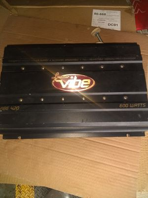 Amplifier for Sale in Detroit, MI