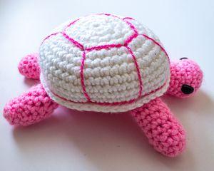 Crochet Turtle, Amigurumi Turtle, Handmade Toys for Kids Toddler Baby, Unique Baby Shower Gift, Nursery Decor for Sale in Burlington, MA