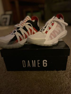 Adidas Dame 6 Basketball Shoes for Sale in Vancouver, WA