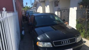 2001 Audi REGISTERED RUNS AND DRIVES for Sale in Los Angeles, CA