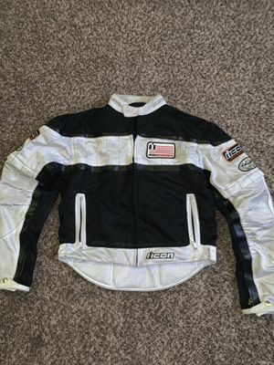 Icon motorcycle jackets for Sale in Surprise, AZ