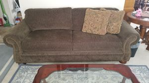 LAZBOY SOFA & COFFEE TABLE $150 OBO for Sale in Belleville, IL