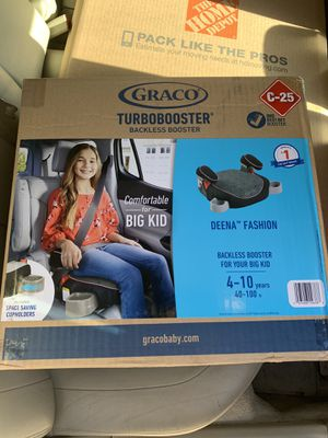 booster seat for Sale in Peoria, AZ