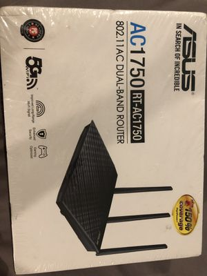 Asus dual-band router for Sale in Fort Lauderdale, FL