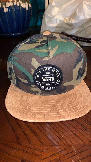 BRAND NEW Vans Snapback Hat for Sale in Allentown, PA