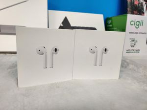 Apple Airpods 2 for Sale in Everett, WA