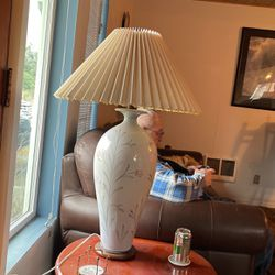 Free 2 table Lamps Must Pickup This Weekend for Sale in Ocean Shores,  WA