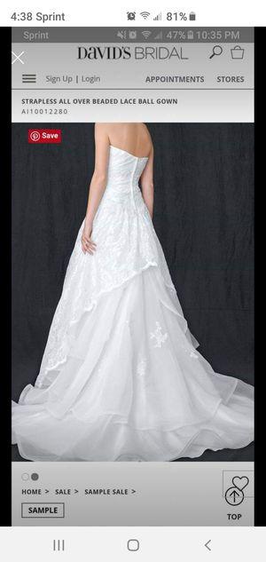 Beautiful Wedding dress for Sale in El Mirage, AZ