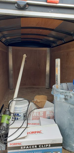 5x10 enclosed trailer for Sale in Lehigh Acres, FL