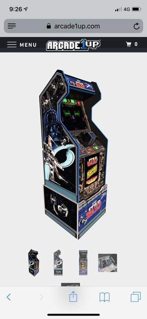 1up Arcade Star Wars for Sale in Etiwanda, CA