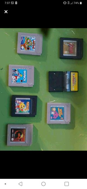 Gameboy Games for Sale in New Haven, CT