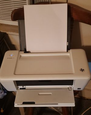 2 HP DESKJET PRINTERS for Sale in Starkville, MS