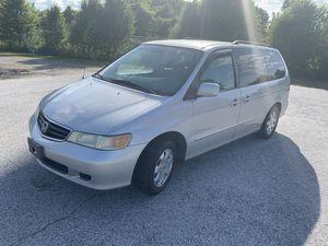 2002 Honda Odyssey for Sale in Morrow, GA