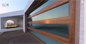 Impact glass garage doors for Sale in Miami, FL