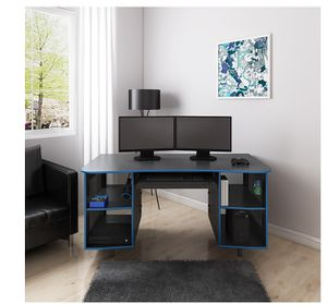 Gaming Table/Desk (⚫️&🔵) for Sale in Cherry Hill, NJ