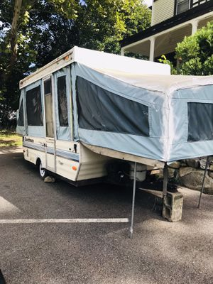 Colman camper sleeps 6 for Sale in Acton, MA