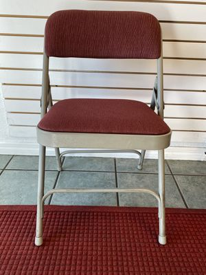Folding chairs for Sale in Hudson, FL