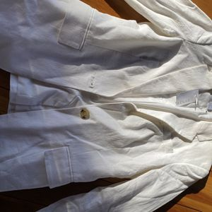 Kenar Linen Jacket for Sale in Raleigh, NC