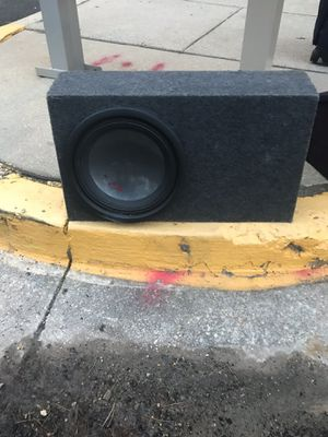 Sub woofers for Sale in Silver Spring, MD
