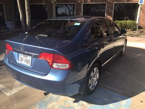 Honda Civic 2010; only 66,900 milage for Sale in Dallas, TX