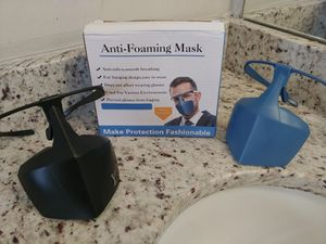 Latest tech Face shield/mask for Sale in Lithonia, GA
