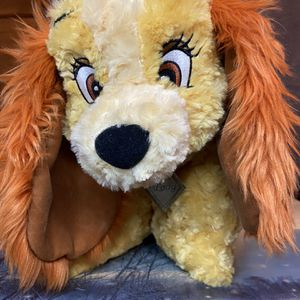 Disney parks Lady and the tramp pillow pet plush doll dog for Sale in Long Beach, CA