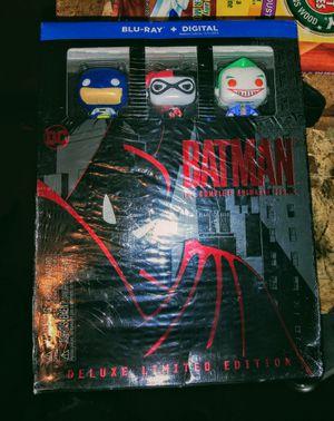 Batman the Complete Animated Series (w/mini figurines!) for Sale in Modesto, CA