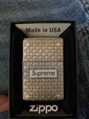 Supreme zippo lighter for Sale in Oakland, CA