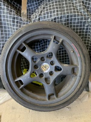 Porsche Cayman 2007 Set of Tires and Rims for Sale in Fort Worth, TX