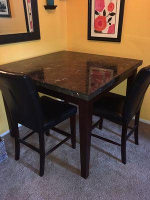 Granite top kitchen table for Sale in Troy, MI