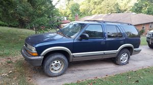 1999 Chevy Blazer 4WD for Sale in Catonsville, MD