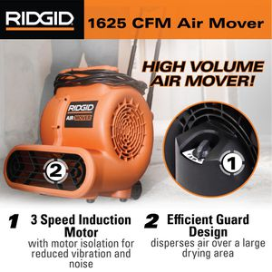 1625 CFM Blower Fan Air Mover # AM2560 for Sale in Chula Vista, CA