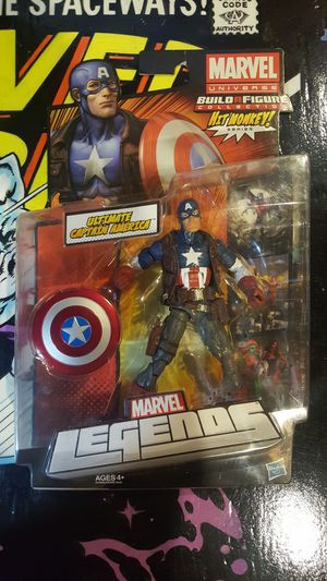 Marvel Legends captain america for Sale in Bristol, PA