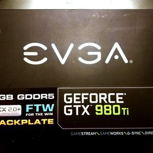 EVGA GEFORCE GTX 980TI for Sale in Langhorne, PA