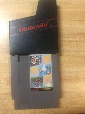 Nintendo NES Gaming Cartridge for Sale in Clearwater, FL