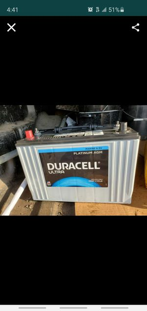 Battery for RV for Sale in Lisle, IL
