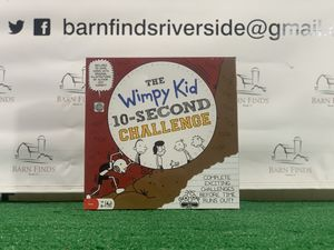 The Wimpy Kid 10-Second Challenge Game for Sale in Riverside, CA