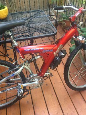 Jeep Wrangler mountain bike. for Sale in Reston, VA