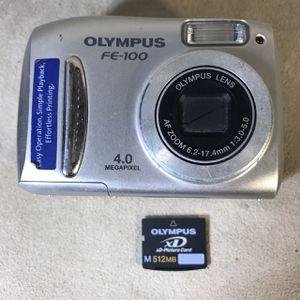 Olympus FE-100 Digital Camera for Sale in Seattle, WA