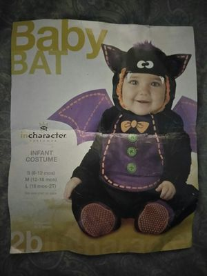 New baby bat halloween costume for Sale in Plantation, FL