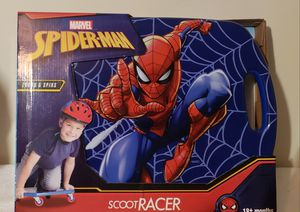 Spider-Man Scoot Racer (NEW) for Sale in Hendersonville, TN