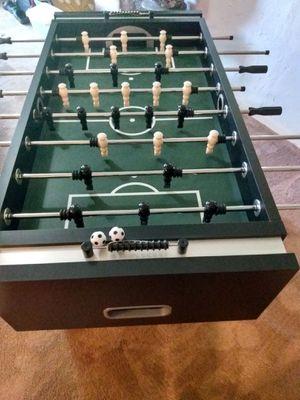 Foosball table /futbolito for Sale in Terrell, TX