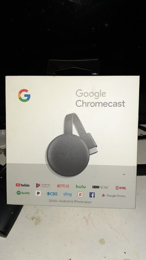 Google Chromecast for Sale in Columbia, MS