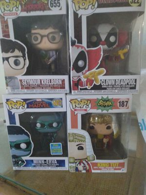 Funko pop toys for Sale in Dania Beach, FL