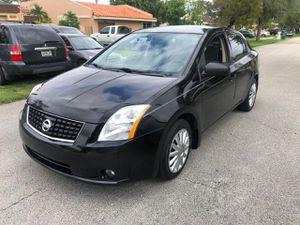 Nissan sentra 2009 clean title for Sale in Miami, FL